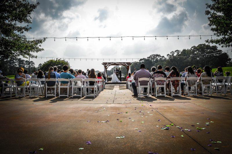 Bodas y banquetes al aire libre