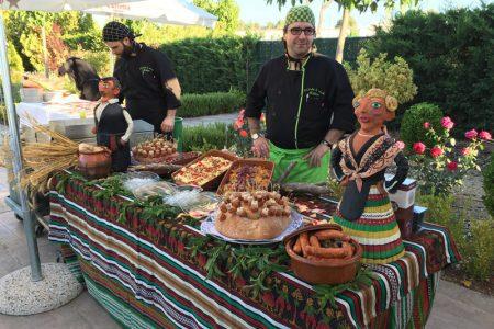 gastronomia tradicional en Restaurante Meson El Lomo
