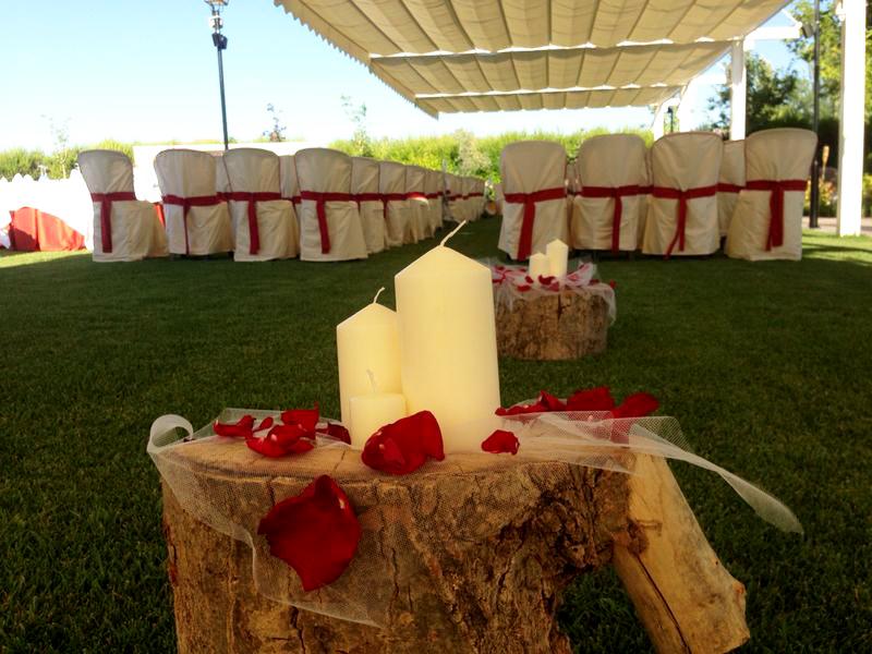 Jardines bodas Albacete - Jardin de Amelia