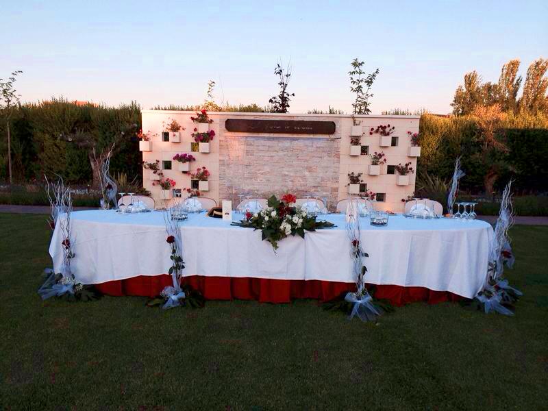 Jardin de Amelia para bodas
