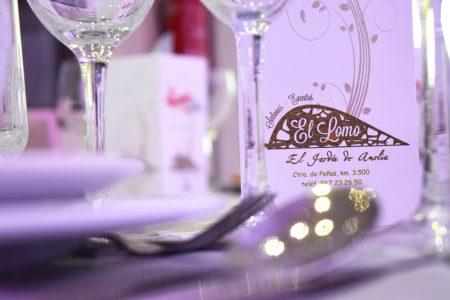decoracion en restaurante - banquete de bodas