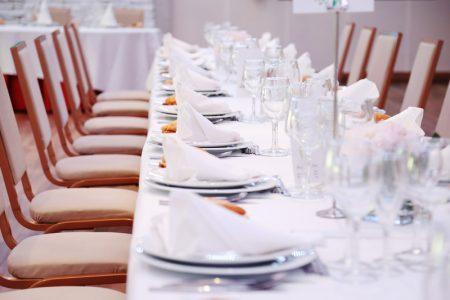 banquete en restaurante meson el lomo